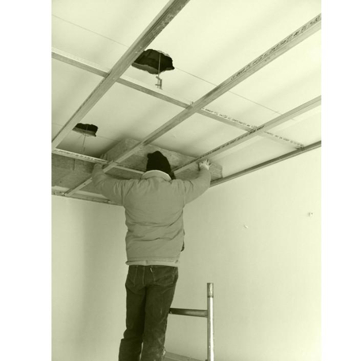 Coibentazione soffitto brescia greenlab