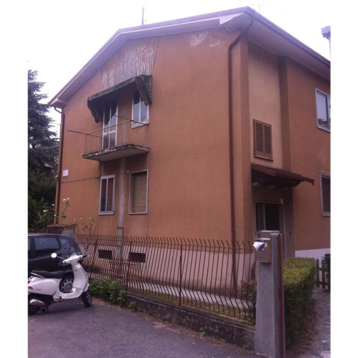 Riqualificazione condominio Brescia