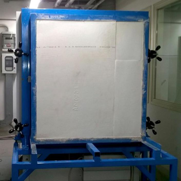 misure strumentali su rasante nanotecnologico greenlab