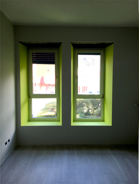 imbotti finestre ristrutturazione