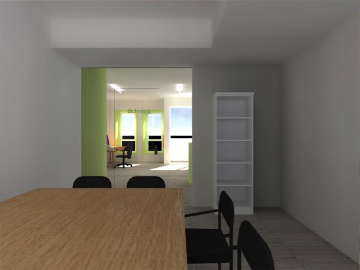 Progetto nuovo studio greenlab
