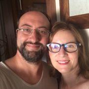 Valentina Belleri e Filippo Abrami
