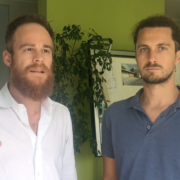 Isaac Scaramella e Alessandro Fracassi - utenti in casa