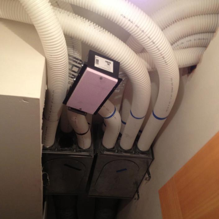 ventilazione meccanica controllata greenlab