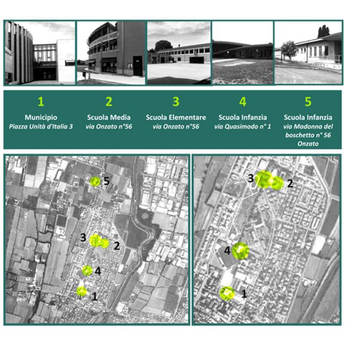 Diagnosi Energetiche edifici pubblici