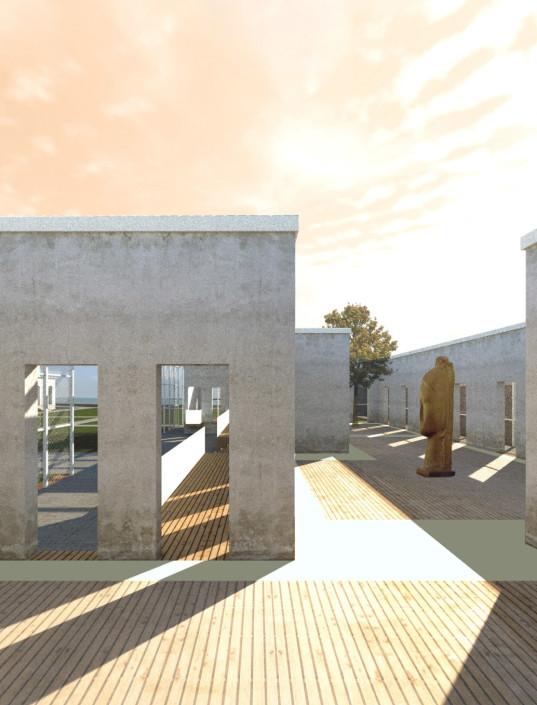 Progetto di recupero edifici Poveglia