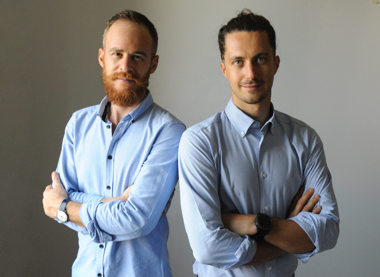 Isaac Scaramella e Alessandro Fracassi - greenlab