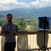 Cassa per misure acustiche Isaac Scaramella