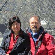 Angela Pasotti e Danilo Scaramella